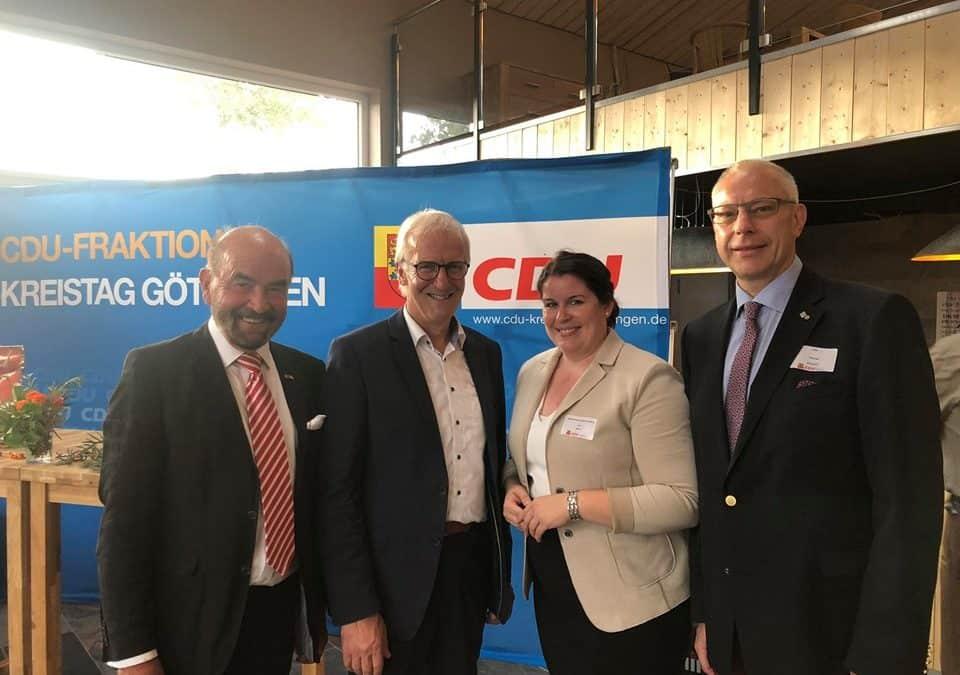 Sommerempfang 2019 der CDU-Kreistagsfraktion