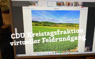 PM Erntehelfer-Problematik, Marktpreise, Niedersächsischer Weg – CDU-Kreistagsfraktion trifft sich per Videokonferenz mit dem Landvolk Göttingen Kreisbauernverband e.V.