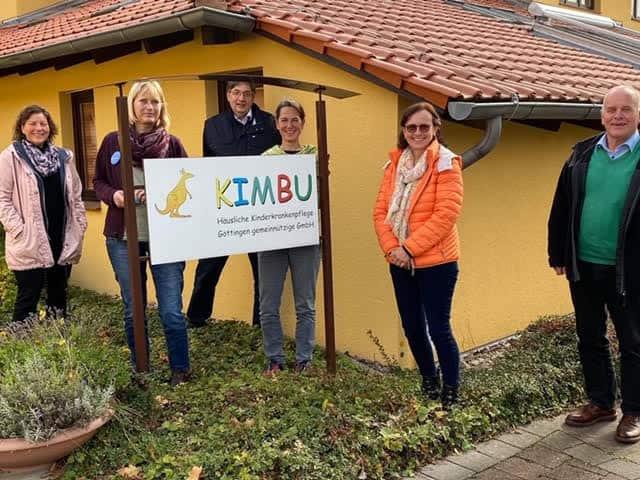 Fraktion-vor-Ort KIMBU – häusliche Pflege von schwerstkranken Kindern