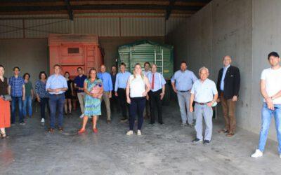 PM Nachhaltige Nutztierhaltung – Rote Gebiete im Landkreis – Der Niedersächsische Weg – CDU trifft sich vor Ort in Groß Ellershausen mit dem Landvolk Göttingen Kreisbauernverband  e.V.