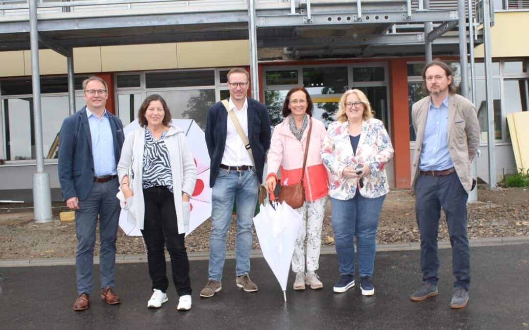 CDU – verlässlicher Partner für Modernisierung und Erhalt der Schulstandorte im Landkreis