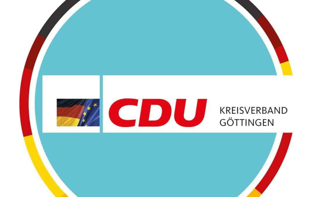 Programm der CDU im Kreis Göttingen zur Kommunalwahl am 12.09.2021